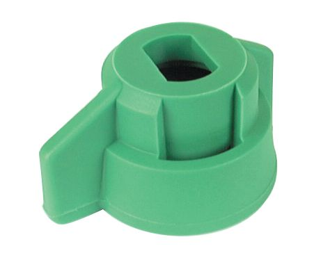 NOT SPECIFIED SPRAYER CAP GREEN PACK OF 6 78798
