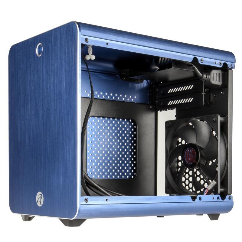 RAIJINTEK METIS- BLUE MINI ITX CASE 0R200013
