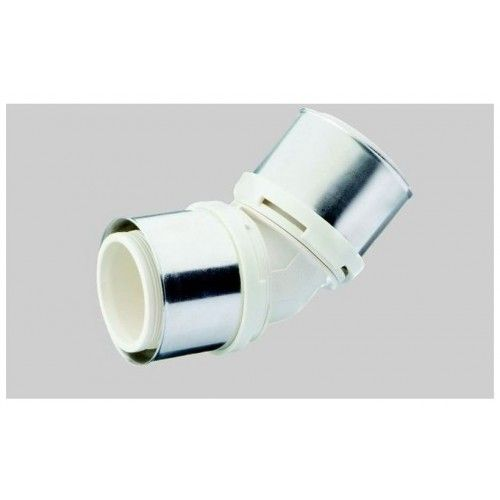 FRANKISCHE ALPEX L PPSU ELBOW 45° 40MM-40 88440201