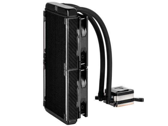 SILVERSTONE TUNDRA TD02-E AIO COOLING SOLUTION SST-TD02-E