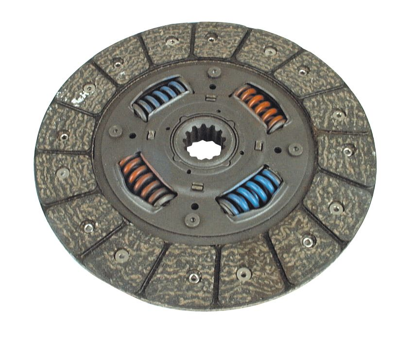 "ISEKI CLUTCH PLATE 8"" 13 SPLINE 71993"