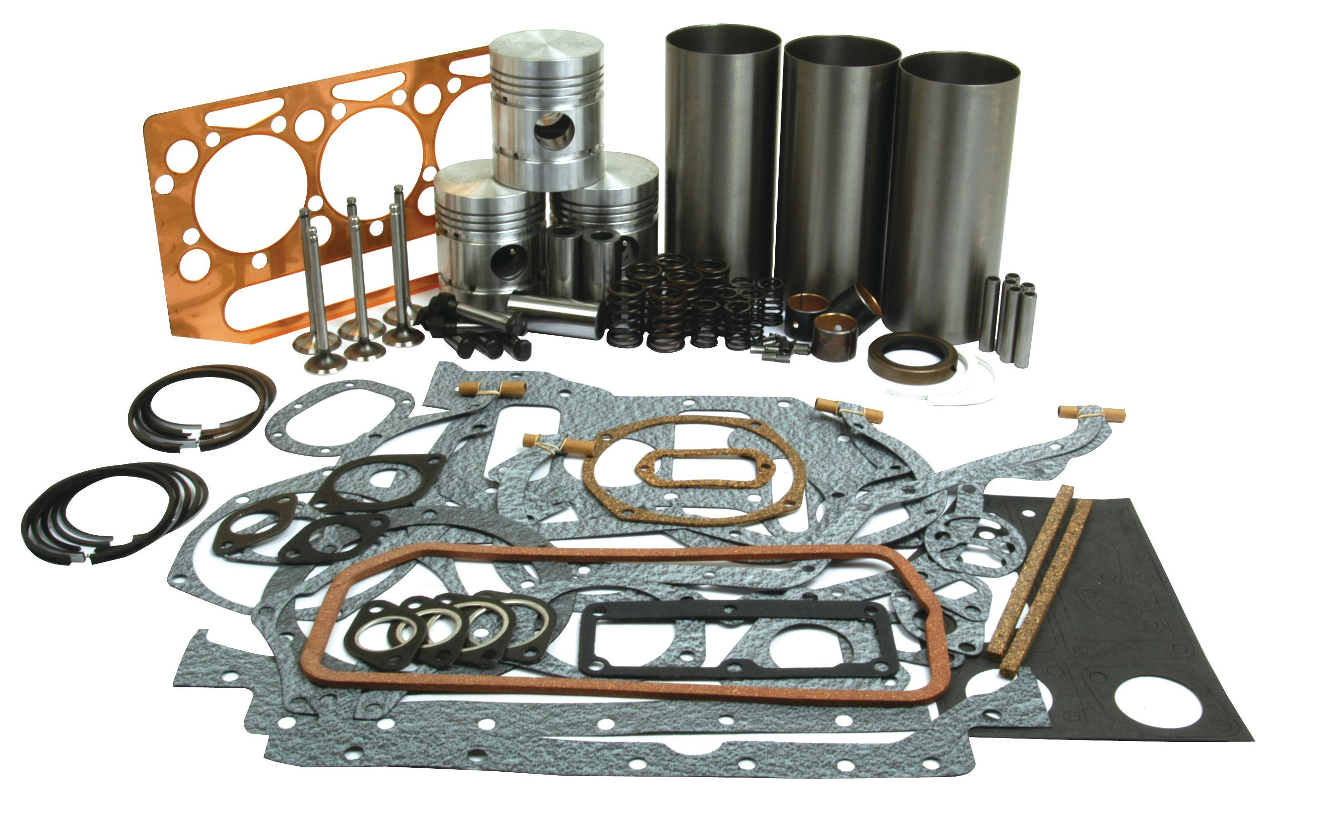 PERKINS ENGINE OVERHAUL KIT 66597