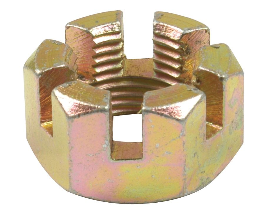 "INT. HARVESTER NUT-SLOTTED-3/4""UNF 40213"