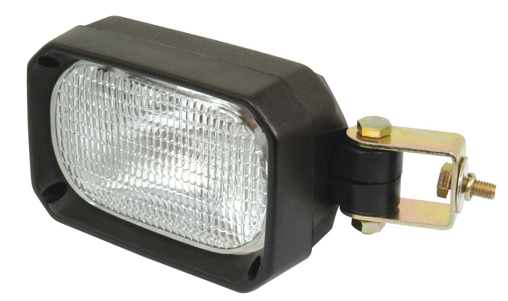FIAT WORK LAMP-RECTANGULAR