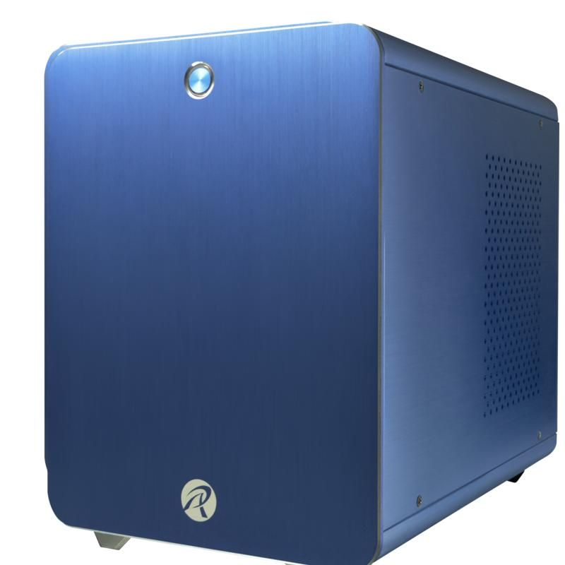 RAIJINTEK METIS- BLUE MINI ITX CASE 0R200013