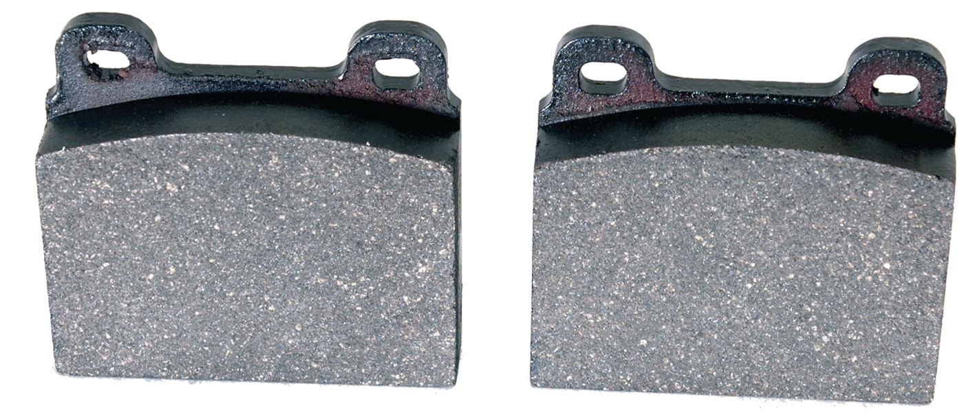 DEUTZ-FAHR DISC PAD SET (PAIR) 37610