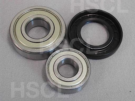 Bearing Kit: Servis Whirlpool 3901