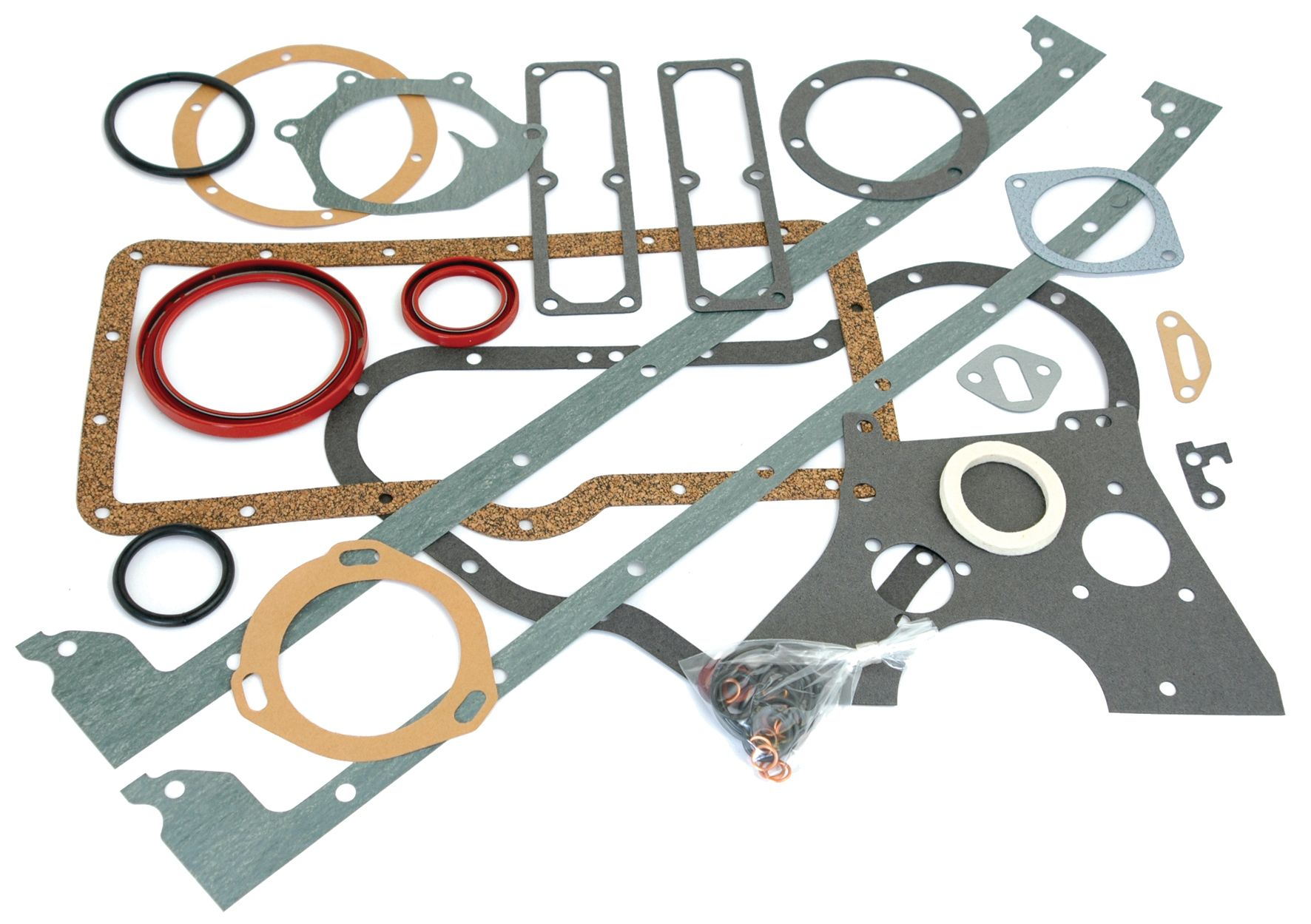 DAVID BROWN GASKET SET-BOTTOM 57562