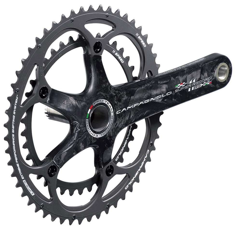 CAMPAGNOLO SUPER REC RS U-T 11XTI-CARB 175MM 39/53T CPR702RS