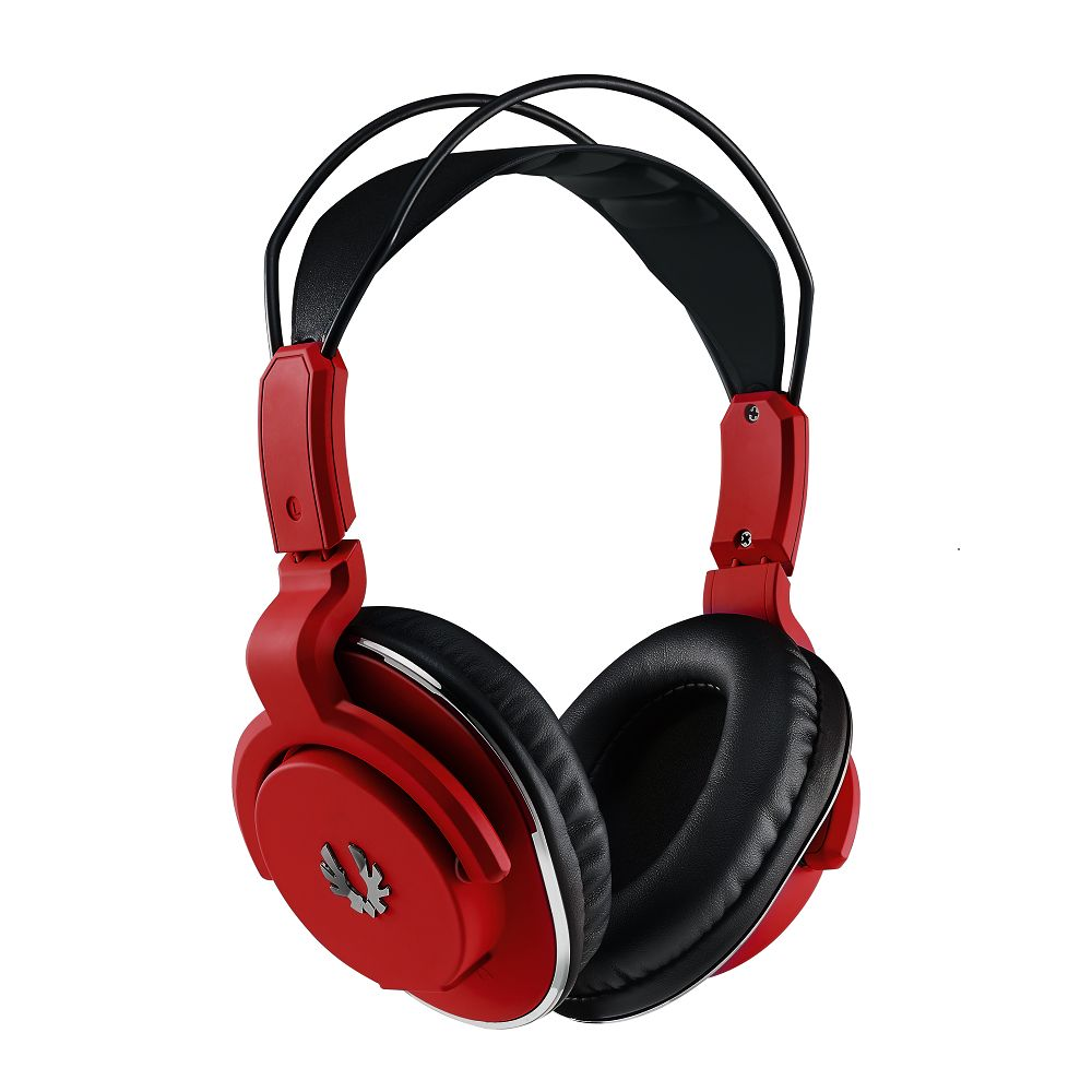 BITFENIX FLO GAMING HEADSET SOFTOUCH - RED BFH-FLO-KRSK1-RP