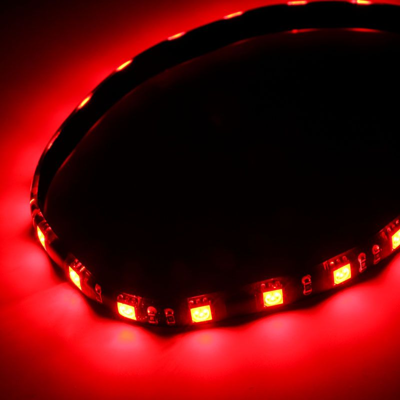 BITFENIX ALCHEMY 2.0 MAGNETIC CONNECT 6 LED-STRIP 12CM - RED BFA-MAG-12RK6-RP