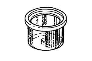 MASSEY FERGUSON TRACTOR CONTAINER (AGCO) 1024386M1