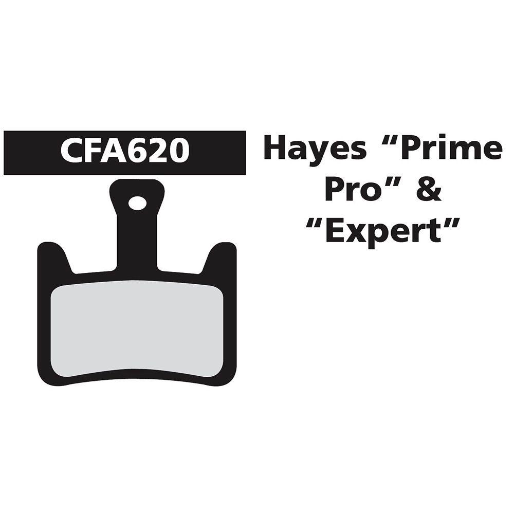 EBC HAYES PRIME/PRO/EXPERT RED