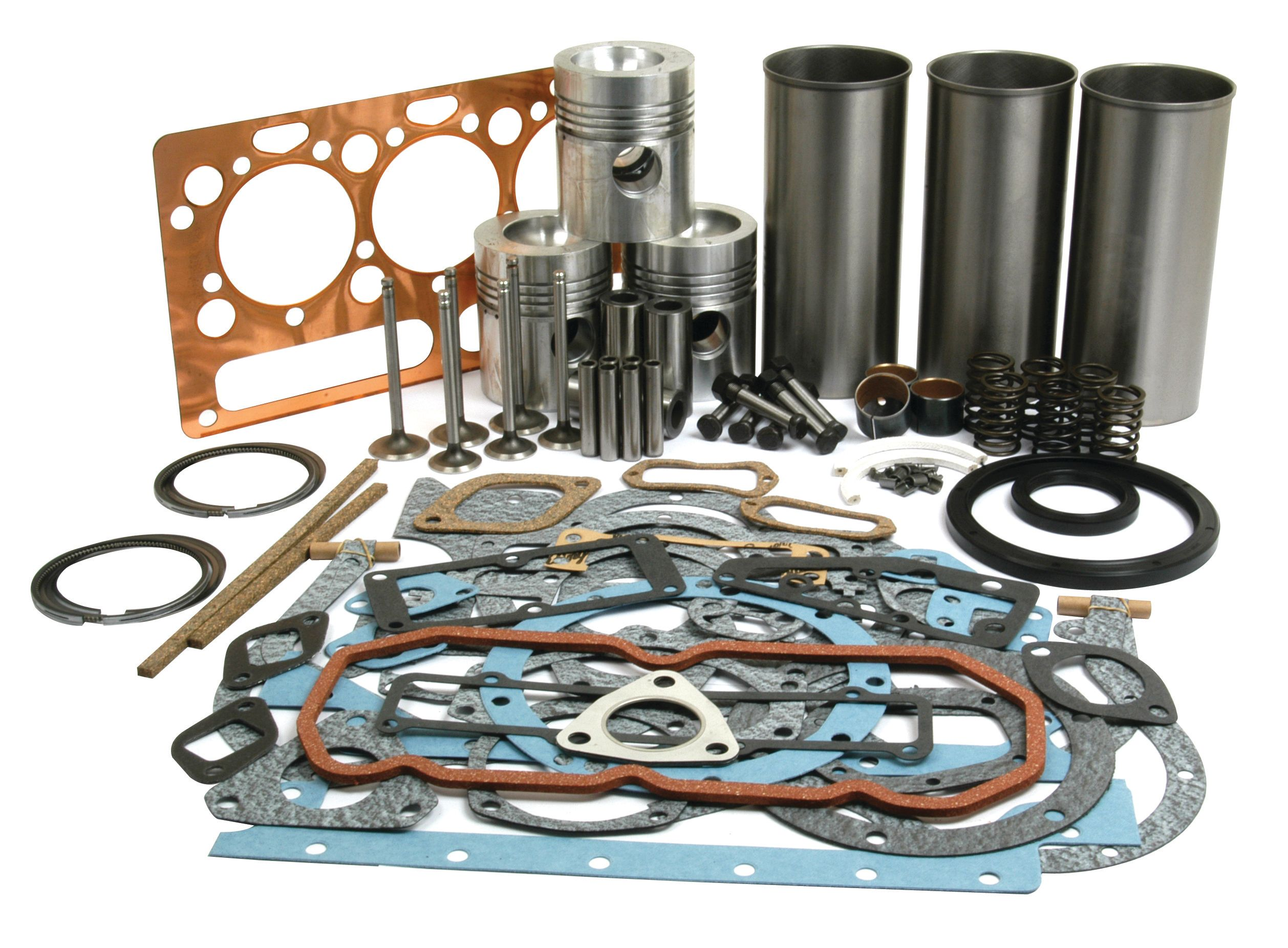 LANDINI ENGINE OVERHAUL KIT 40373
