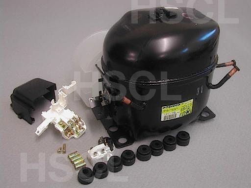 Compressor: 1/4HP R600