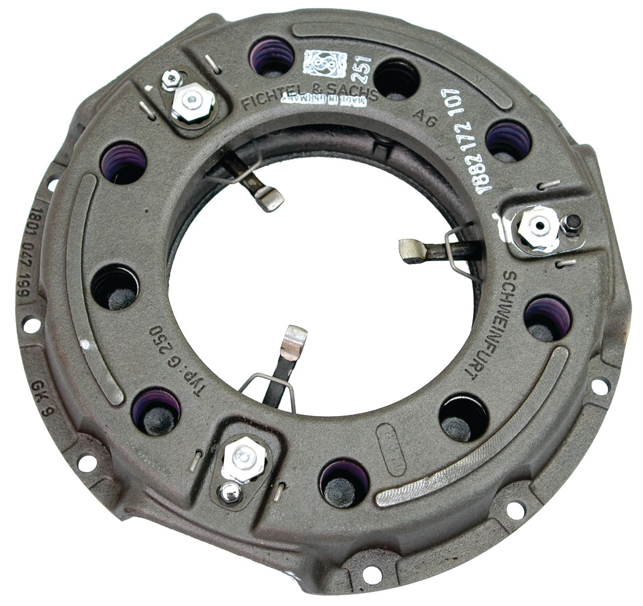FENDT CLUTCH COVER ASSEMBLY