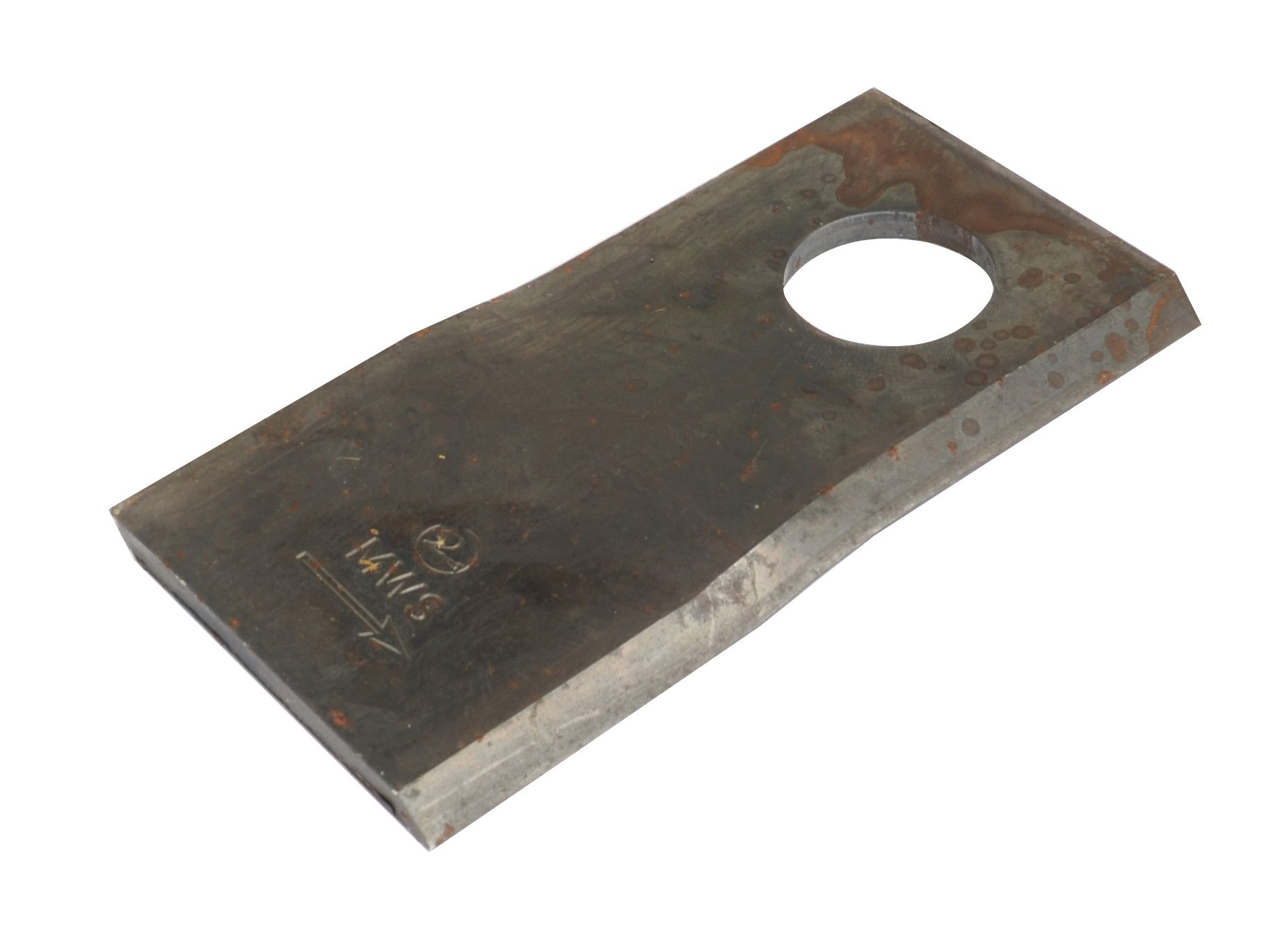 POTTINGER MOWER BLADE-100X47X4 �21 LH 22841