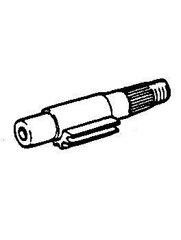 MASSEY FERGUSON TRACTOR SHAFT (AGCO) 1850017M1
