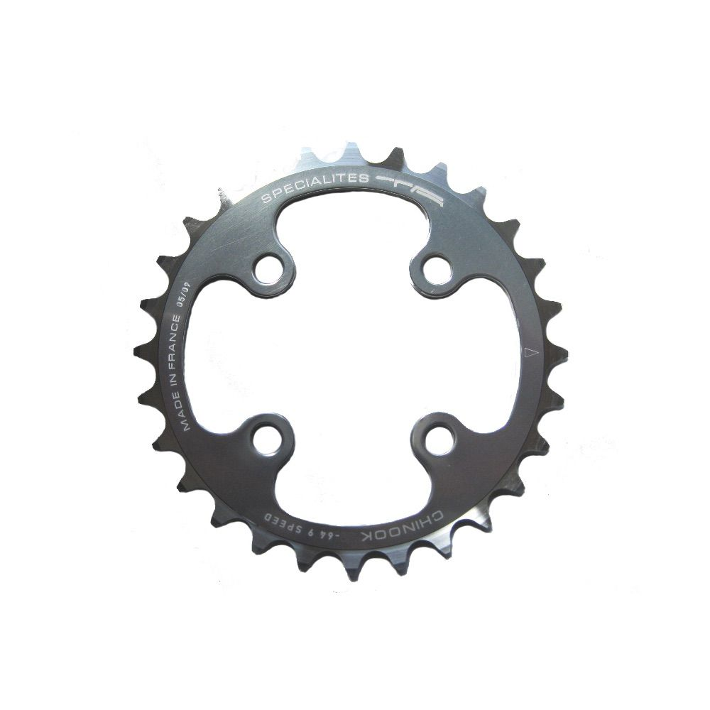SPECIALITES TA 4 ARM INNER 64 30T SIL CRS30