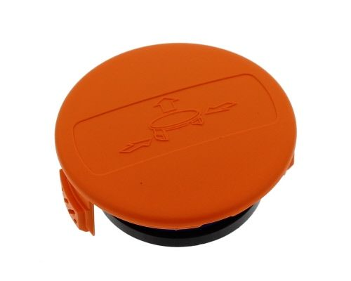 Trimmer Spool & Line & Cover: Black & Decker BD432