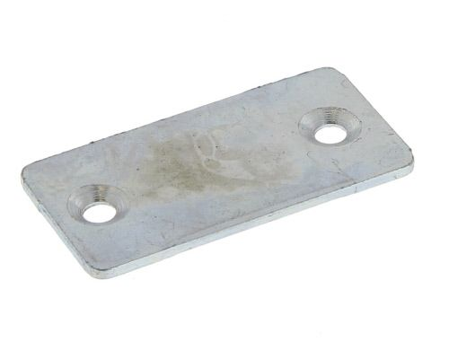 Washer Dryer Door Plate: Beko Belling Blomberg BEK2827970100