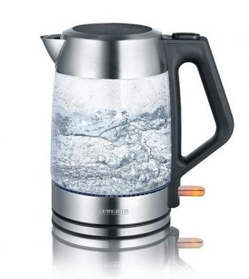 Severin WK3475 1.7L Glass Jug Kettle