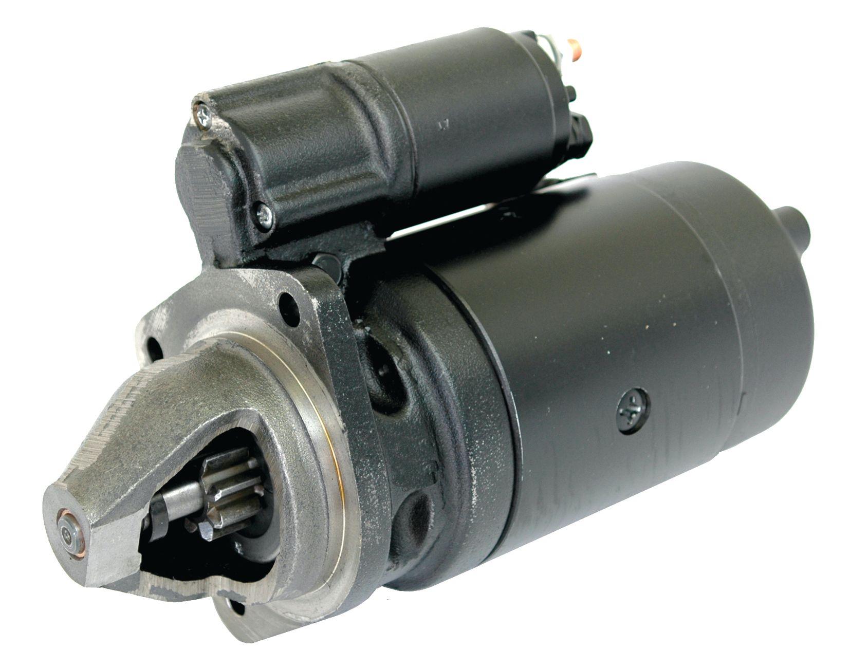 DEUTZ-FAHR STARTER MOTOR (ISKRA) 36117