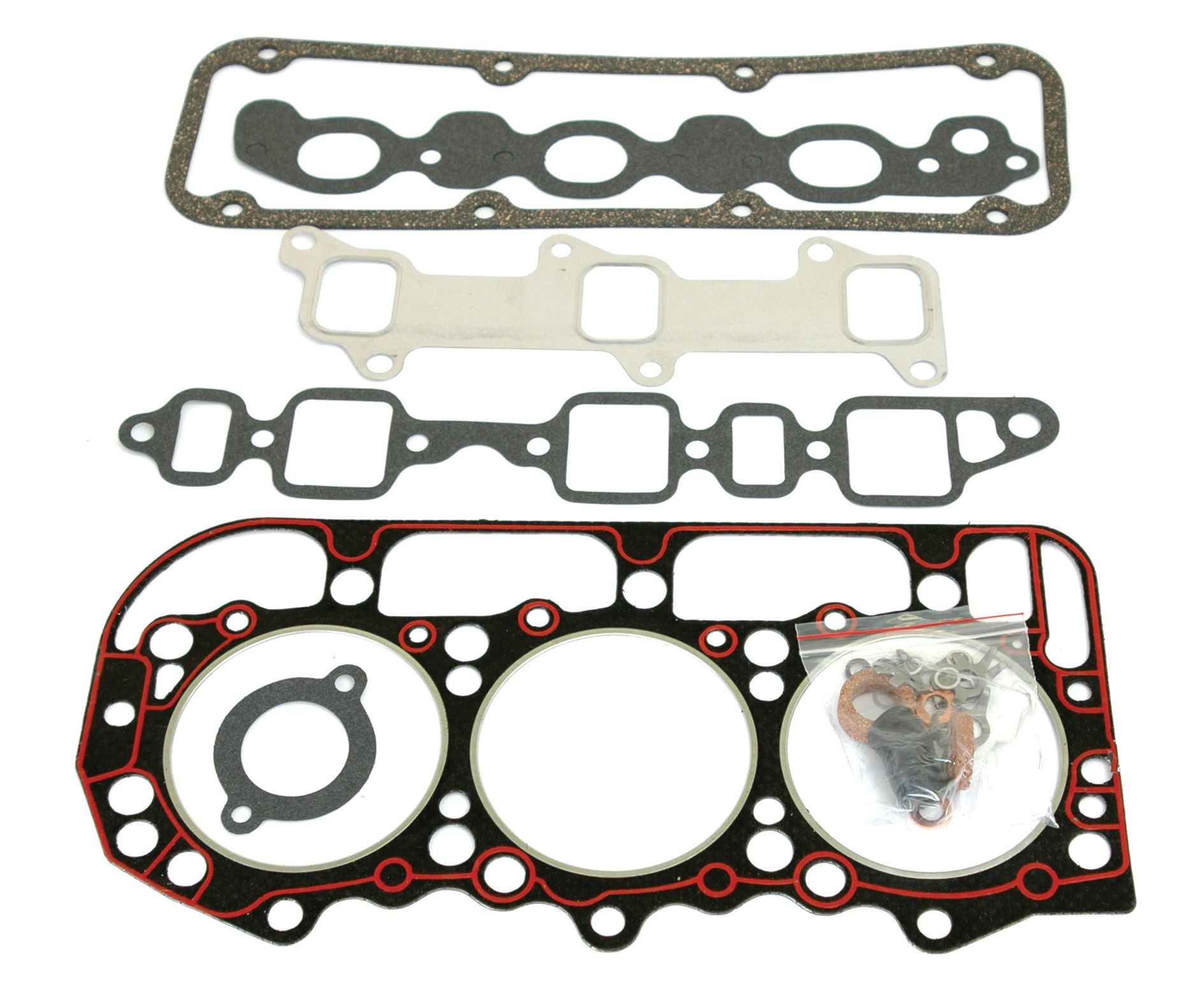 FORD NEW HOLLAND GASKET SET-HEAD 65293