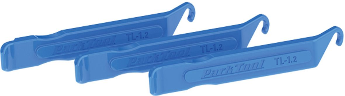 PARK TOOL TOOL PARK DISPLAY 25 TYRE LEVER SETS BLUE QKTL12