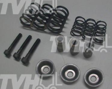 Terex Backhoe Loader  TX760B Brake Piston Kit