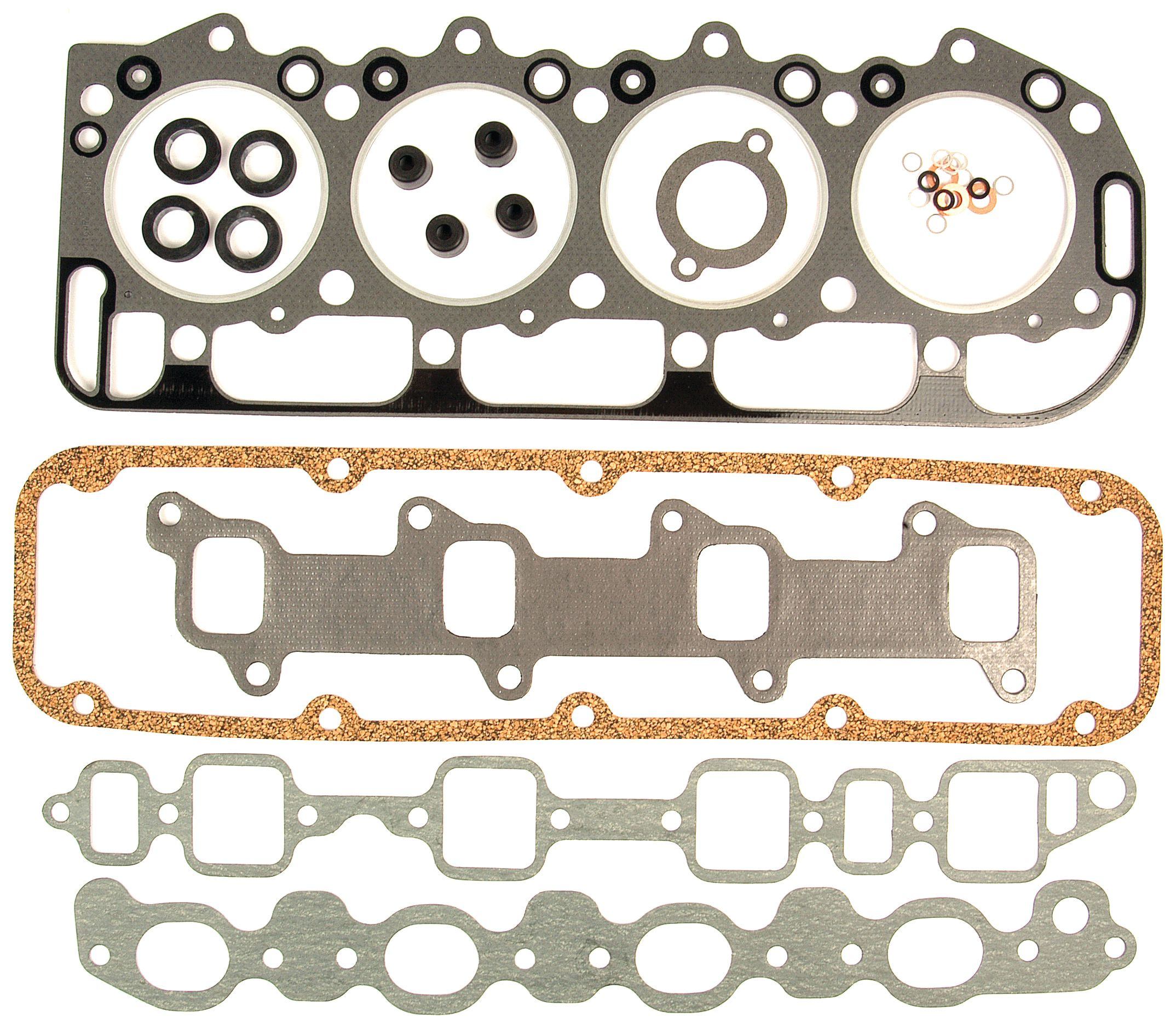 FORD NEW HOLLAND GASKET SET-HEAD
