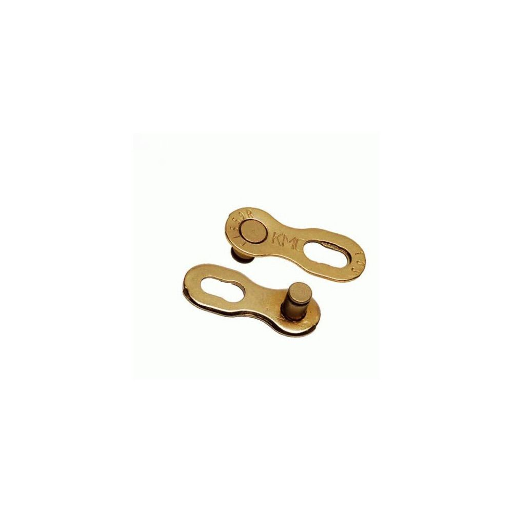 KMC 10X SHIM/SRAM/KMC LINKS GOLD (CARD OF  2)