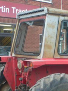 Massey Ferguson Tractor Grille 1672158M1 500 Series Tractors