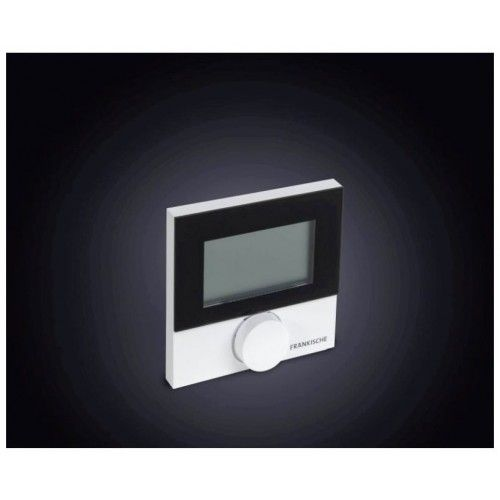 FRANKISCHE PROFITHERM ROOM THERMOSTAT STANDARD 24V DISPLAY WITH GLASS 79506034