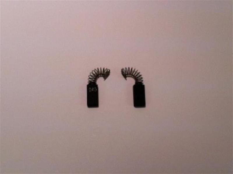 Bosch Carbon Brush Set for Belt Sander PBS 75 - 1607014117