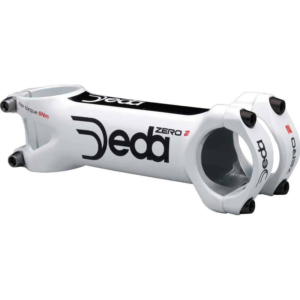DEDA ELEMENTI  ZERO 2 WHITE STEM 70MM