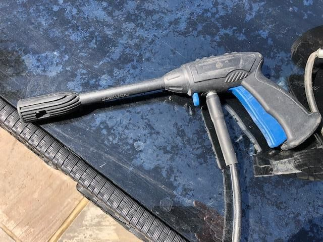 MACALLISTER PRESSURE WASHER GUN MC2