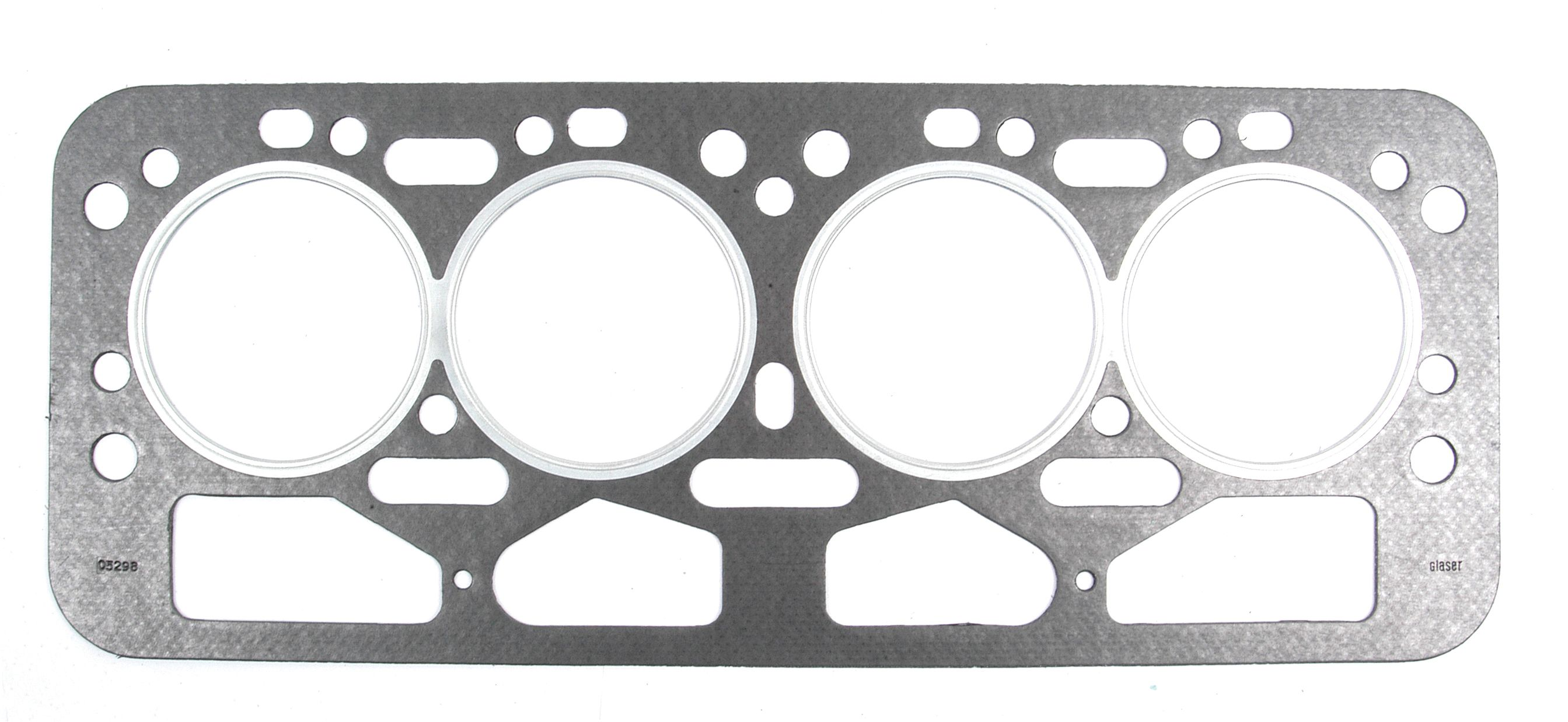 NUFFIELD GASKET-HEAD