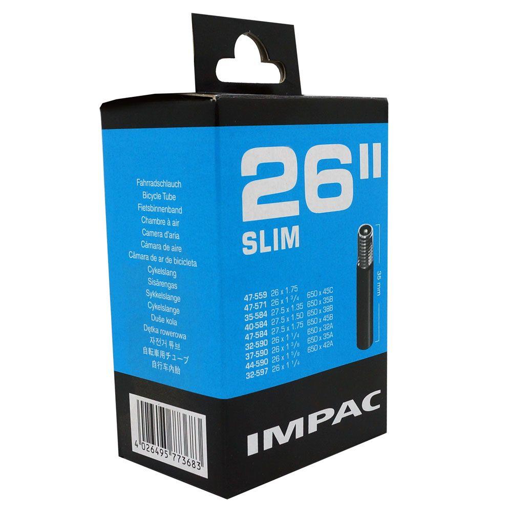 IMPAC SV28 SLIM 700C X 28/1 1/8 PV ITT011S