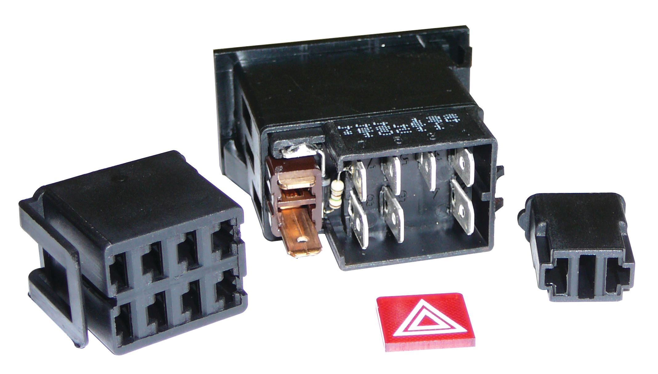 FIAT ROCKER SWITCH-HAZARD WARNING 23143