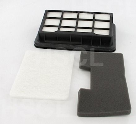 Filter: Vacuum:V-118 Kit (Type 17)