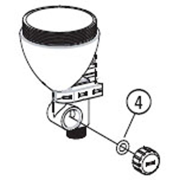 Park Tool 1085 - small elbow O-ring PFP-3