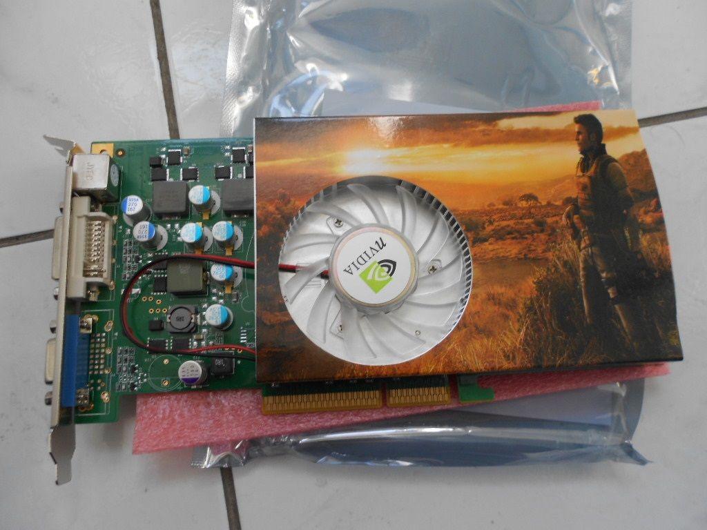 7800 LINDBERGH GRAPHICS CARD