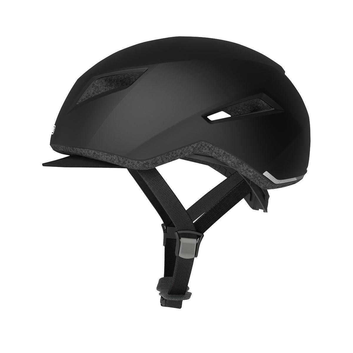 Abus Yadd-I Helmet 2017: Velvet Black S 51-55Cm