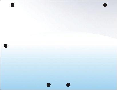 INT. HARVESTER GLASS-REAR-UPPER