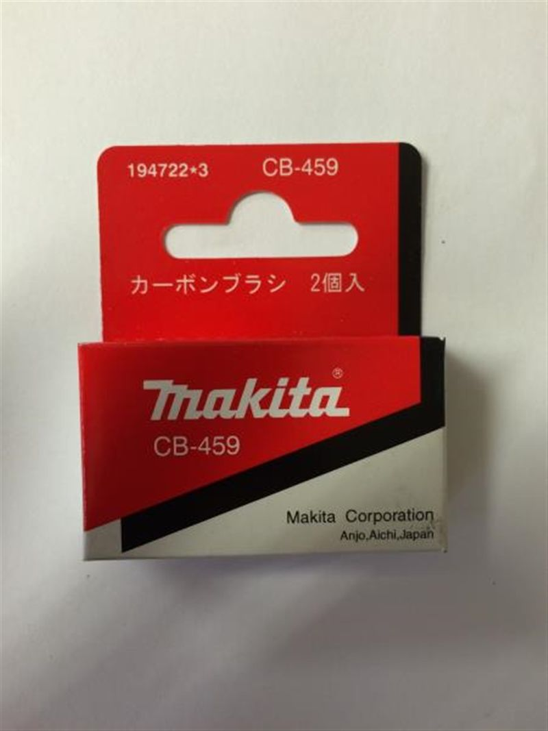 Makita Carbon Brush CB-459 TM3000C 194722-3