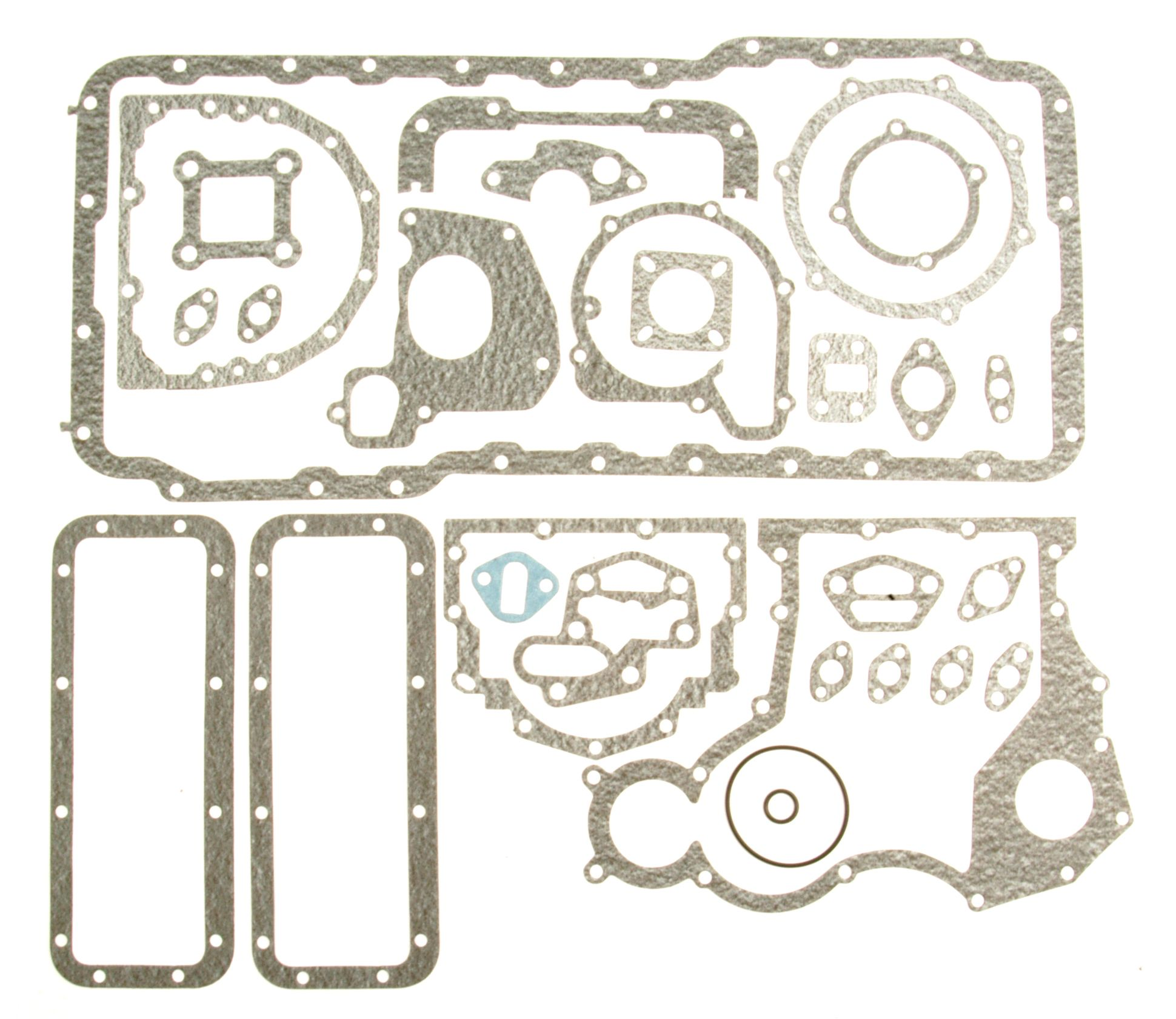 WHITE/OLIVER GASKET SET-BOTTOM 43181