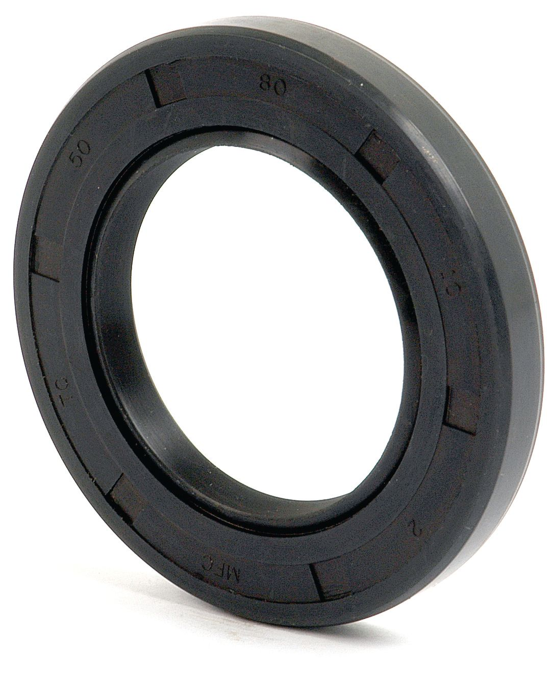 LONG TRACTOR SEAL-50X80X10MM D/LIP 50386