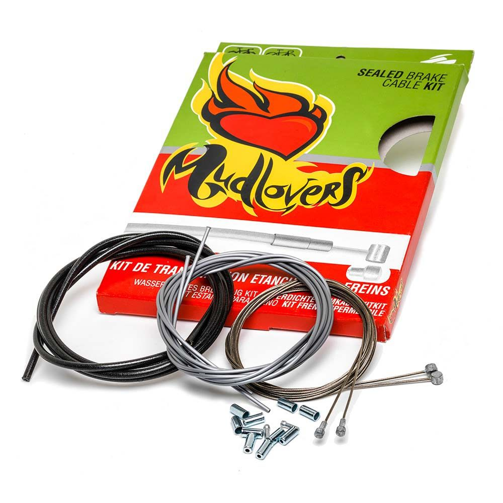 TRANSFIL MUDLOVERS BRAKE CABLE SET