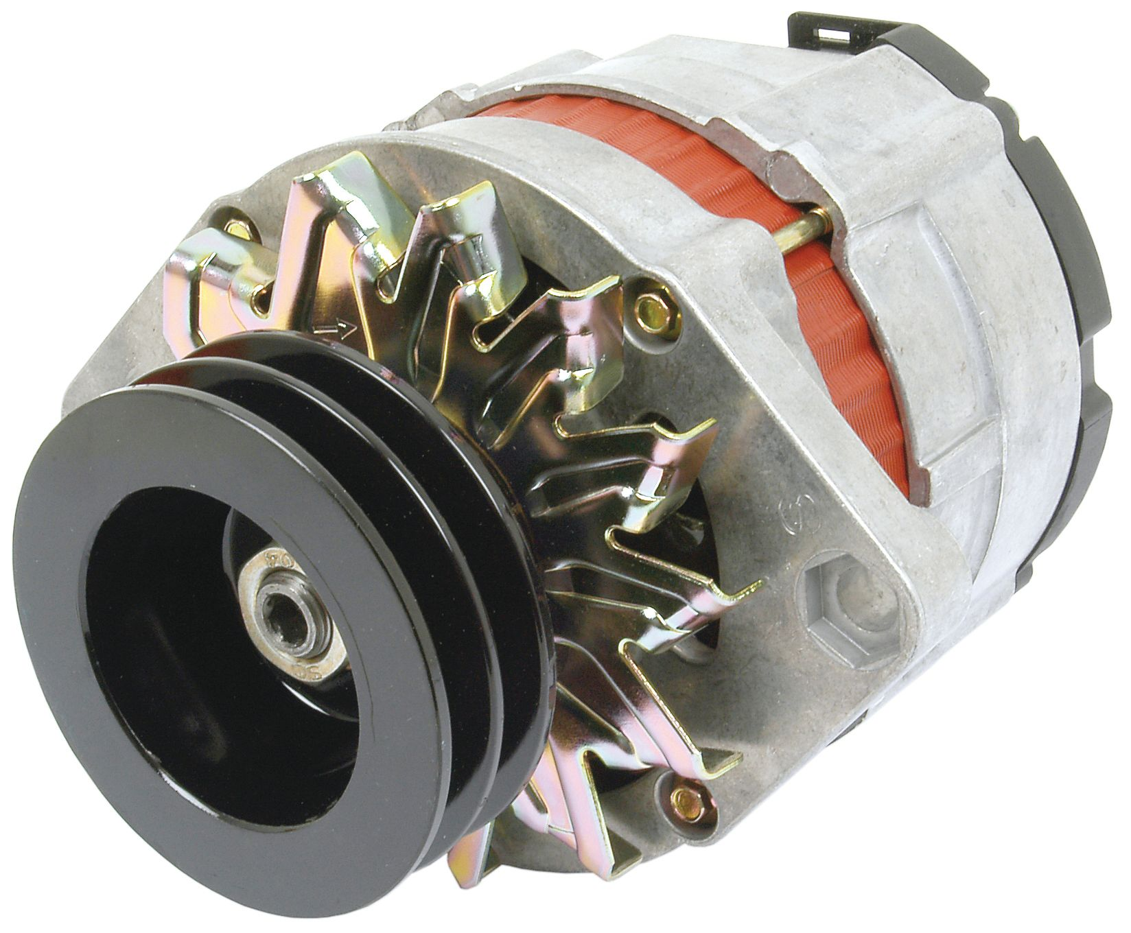 HURLIMANN ALTERNATOR (ISKRA)